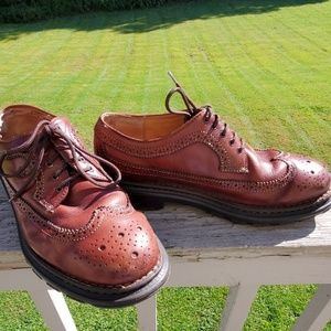 Born Wing Tip Oxfords
